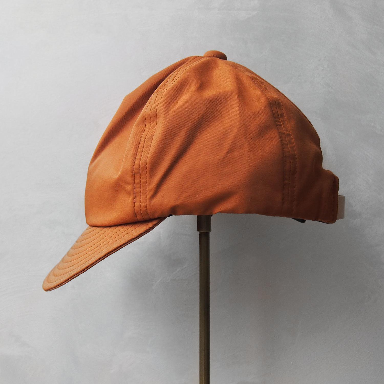Nine Tailor Lymington cap D.orange