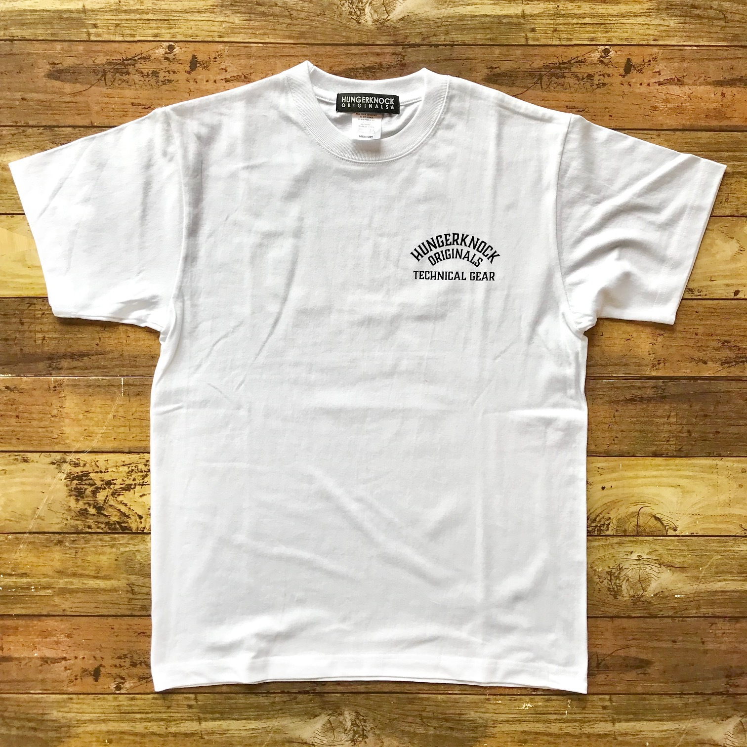 Marking Tee / White
