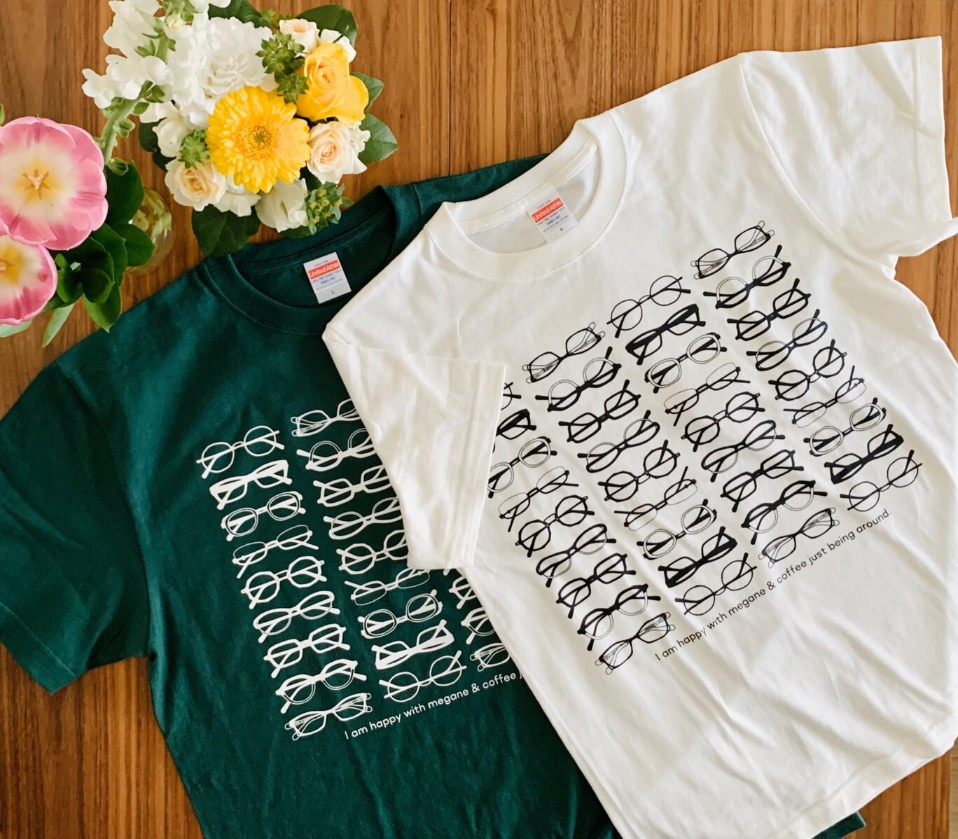 OniメガネTシャツ