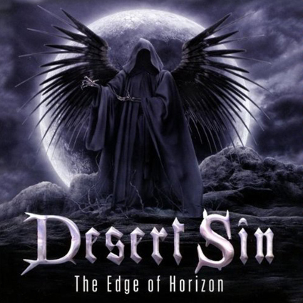 "DESERT SIN ""Edge Of Horizon"" (輸入盤)"