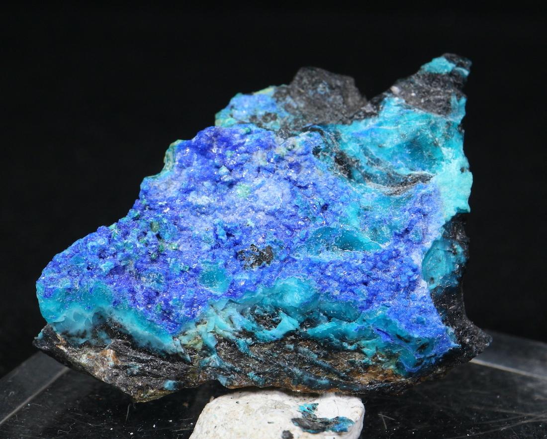 リナライト & カレドナイト 青鉛鉱 カレドニア石 22,6g LN014 鉱物 原石 天然石 パワーストーン