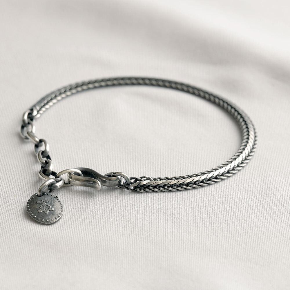 HRC010 / Spice chain bracelet