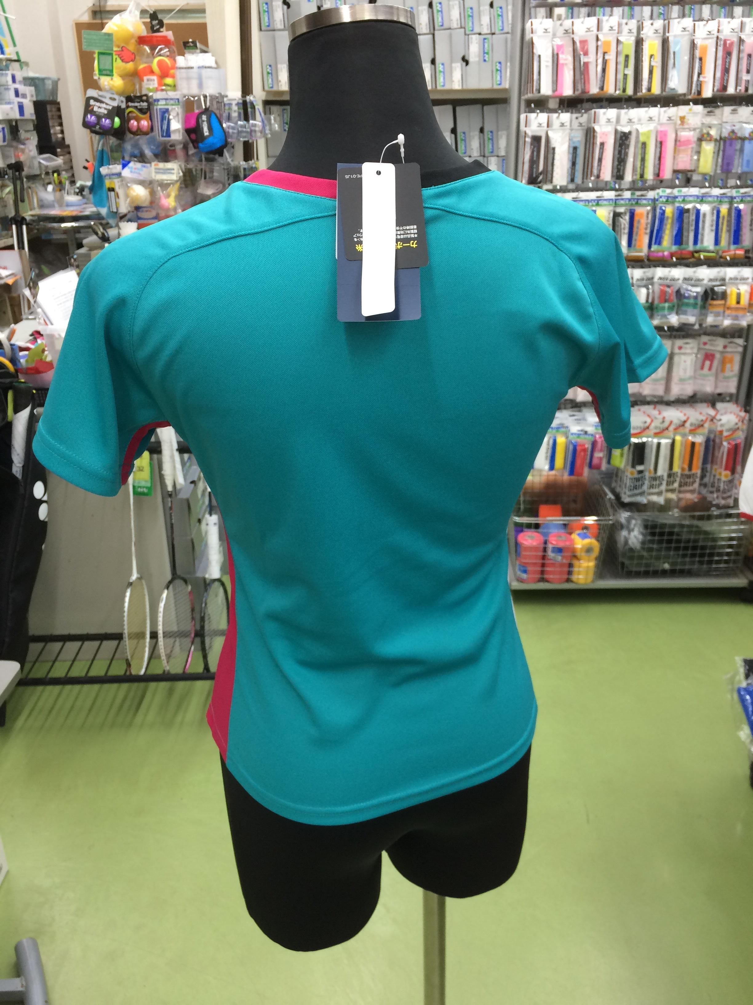 ヨネックス レディースゲームシャツ 20378Y - 画像2