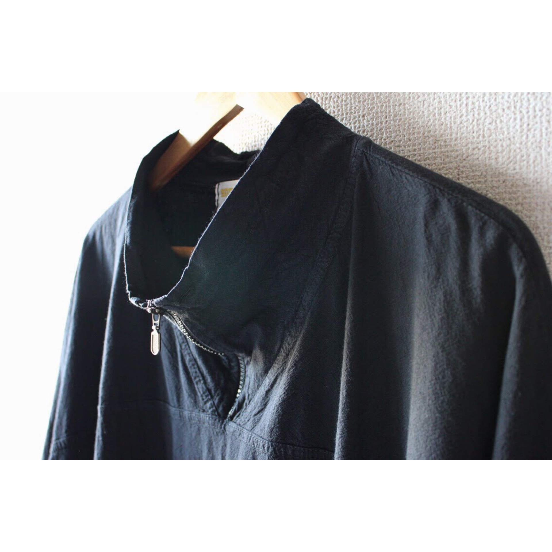 Vintage over sized pull over shirt