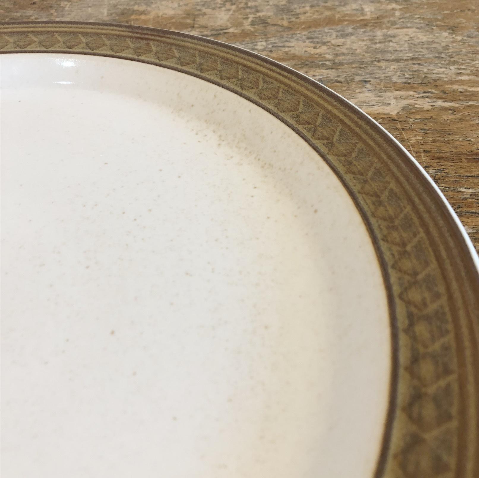 Electra Casual Ceram Stoneware Plate