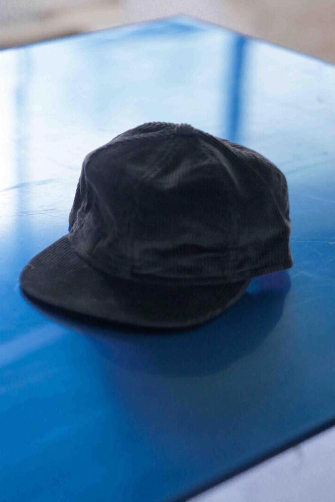 Italian Corduroy Work Cap