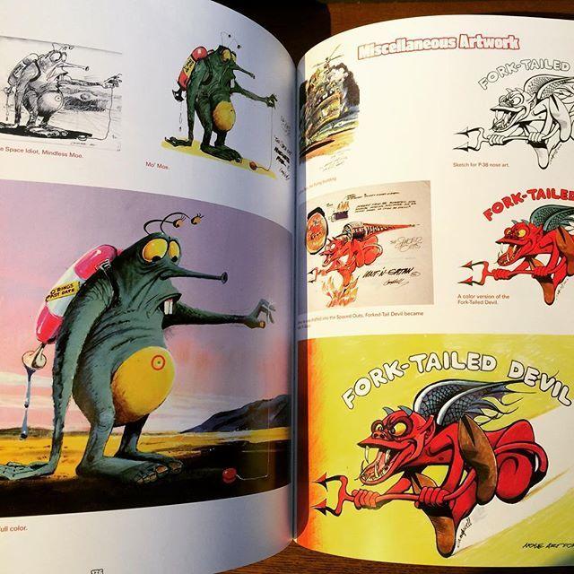 イラスト集「A Weird-oh World: The Art of Bill Campbell」 - 画像2