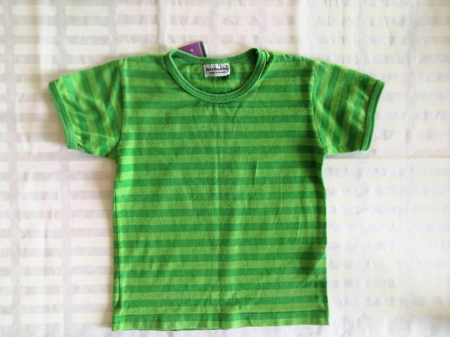 Kids Tシャツ / マリメッコ / タサライタ / GR