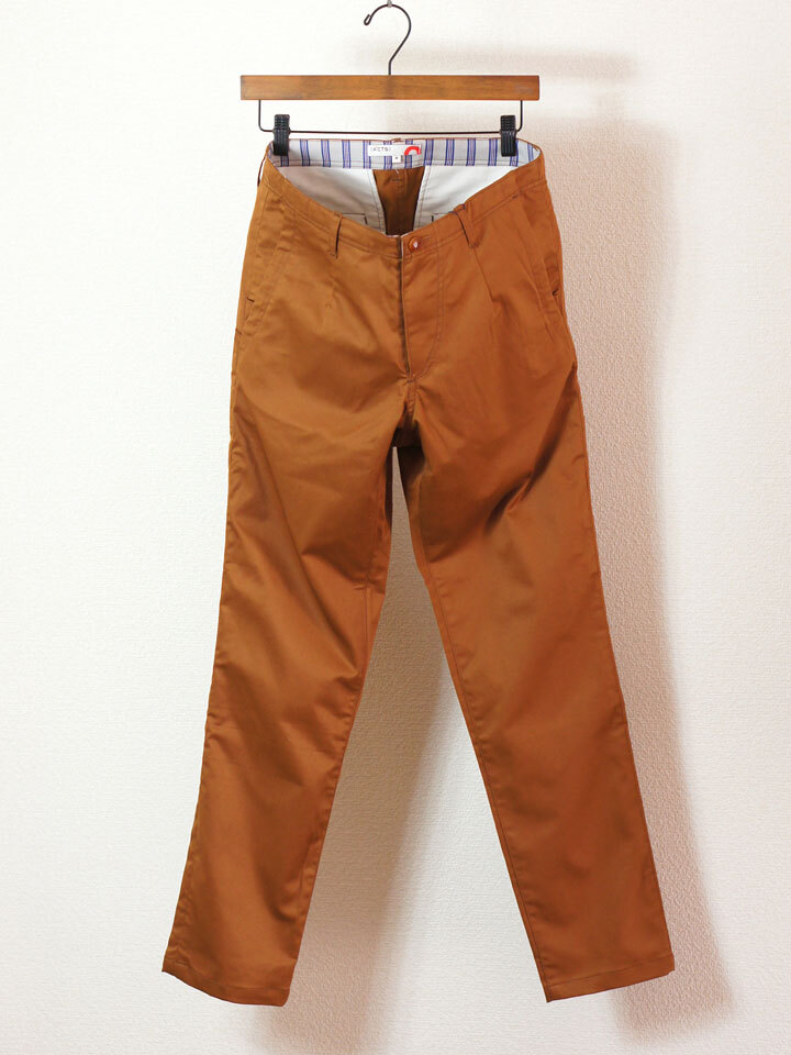 [ACTS] TAPERED PANTS (CAMEL)