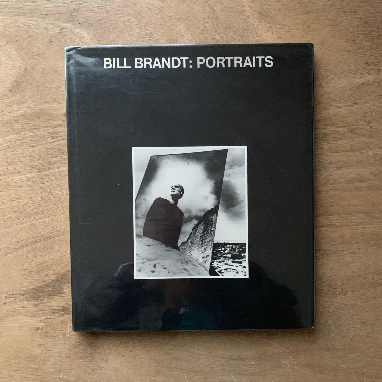 Bill Brandtビル・ブラント: Portraits ポートレー