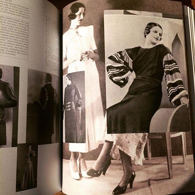 ファッションの本「Fashion at the Time of Fascism: Italian Modernist Lifestyle 1922-1943」 - 画像3