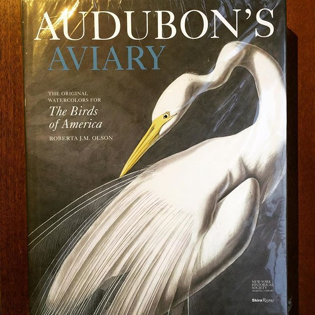 画集「Audubon's Aviary/John James Audubon」 - 画像1