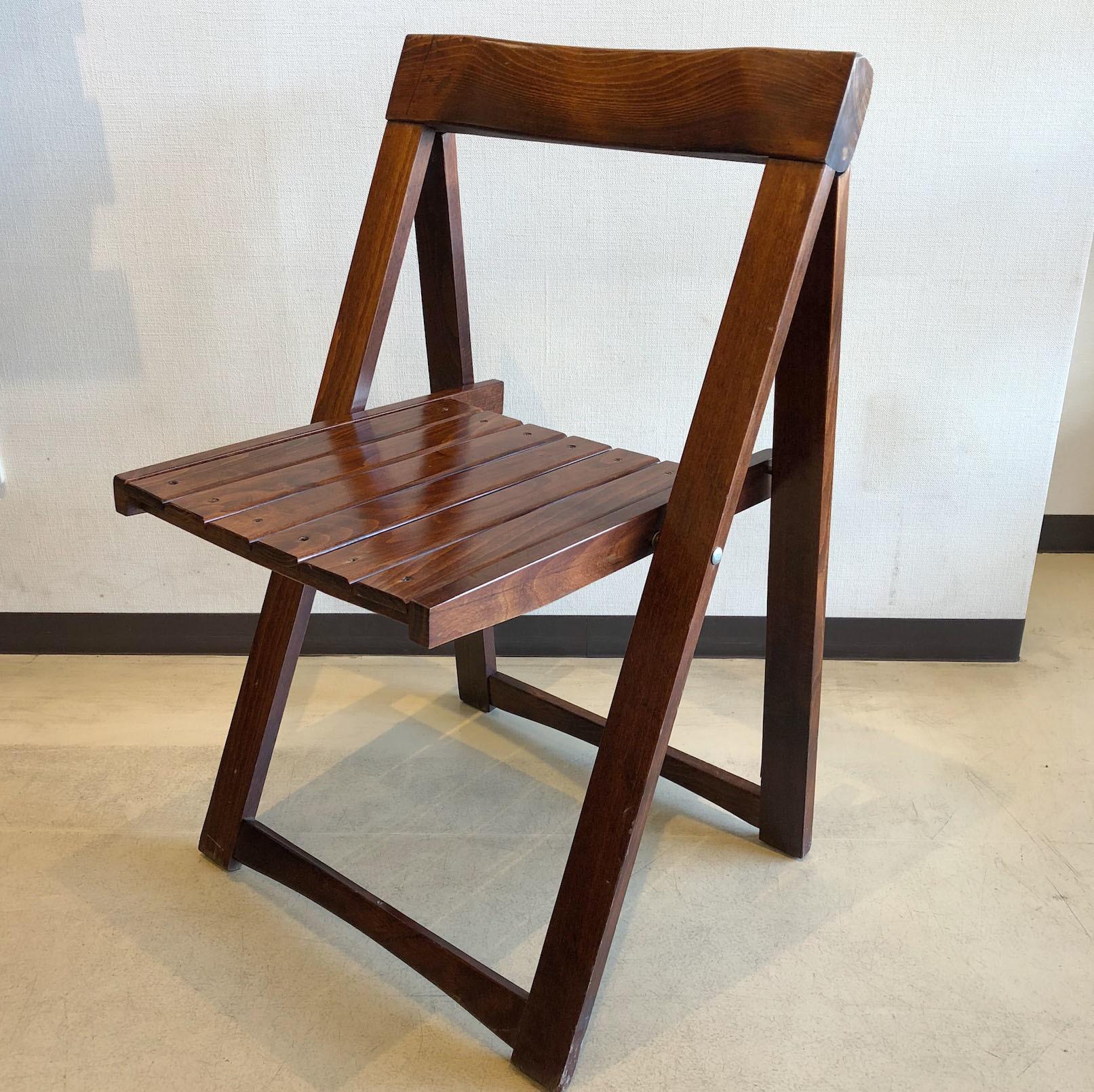 マルニ折り畳み椅子