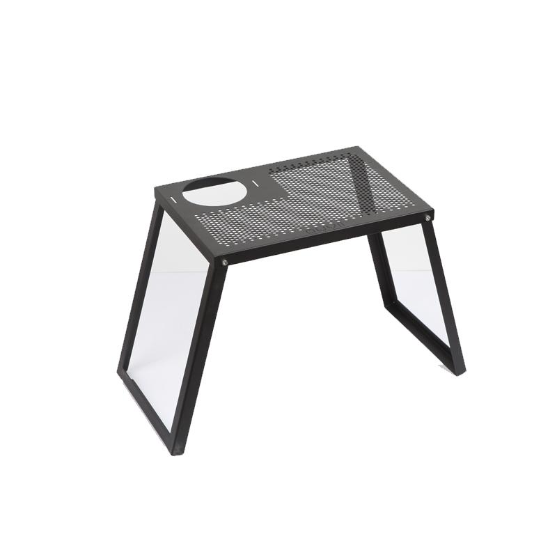 auvil black mini one burner long table オーヴィルブラックミニワンバーナーロングテーブル