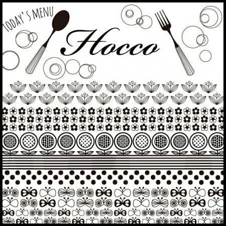 HOCCO転写紙