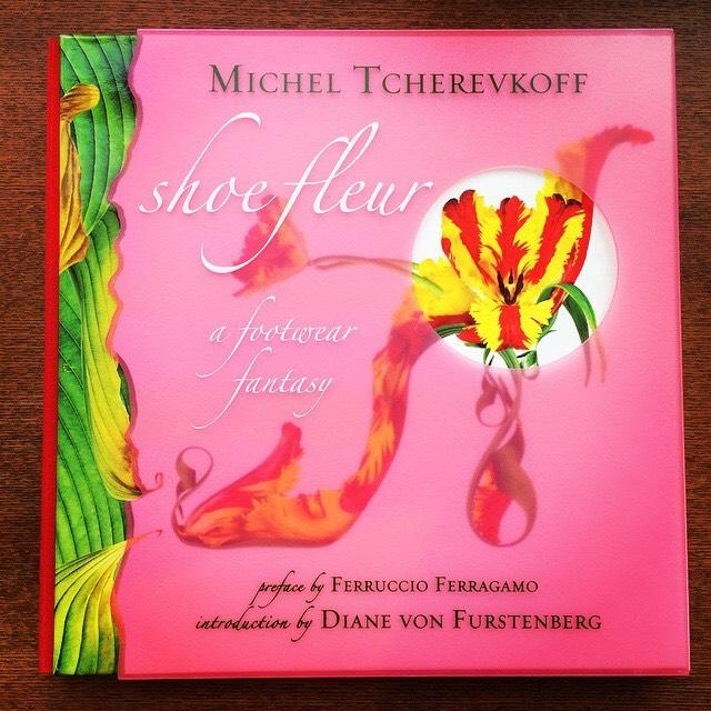 作品集「Shoe Fleur: A Footwear Fantasy/Michel Tcherevkoff」 - 画像1