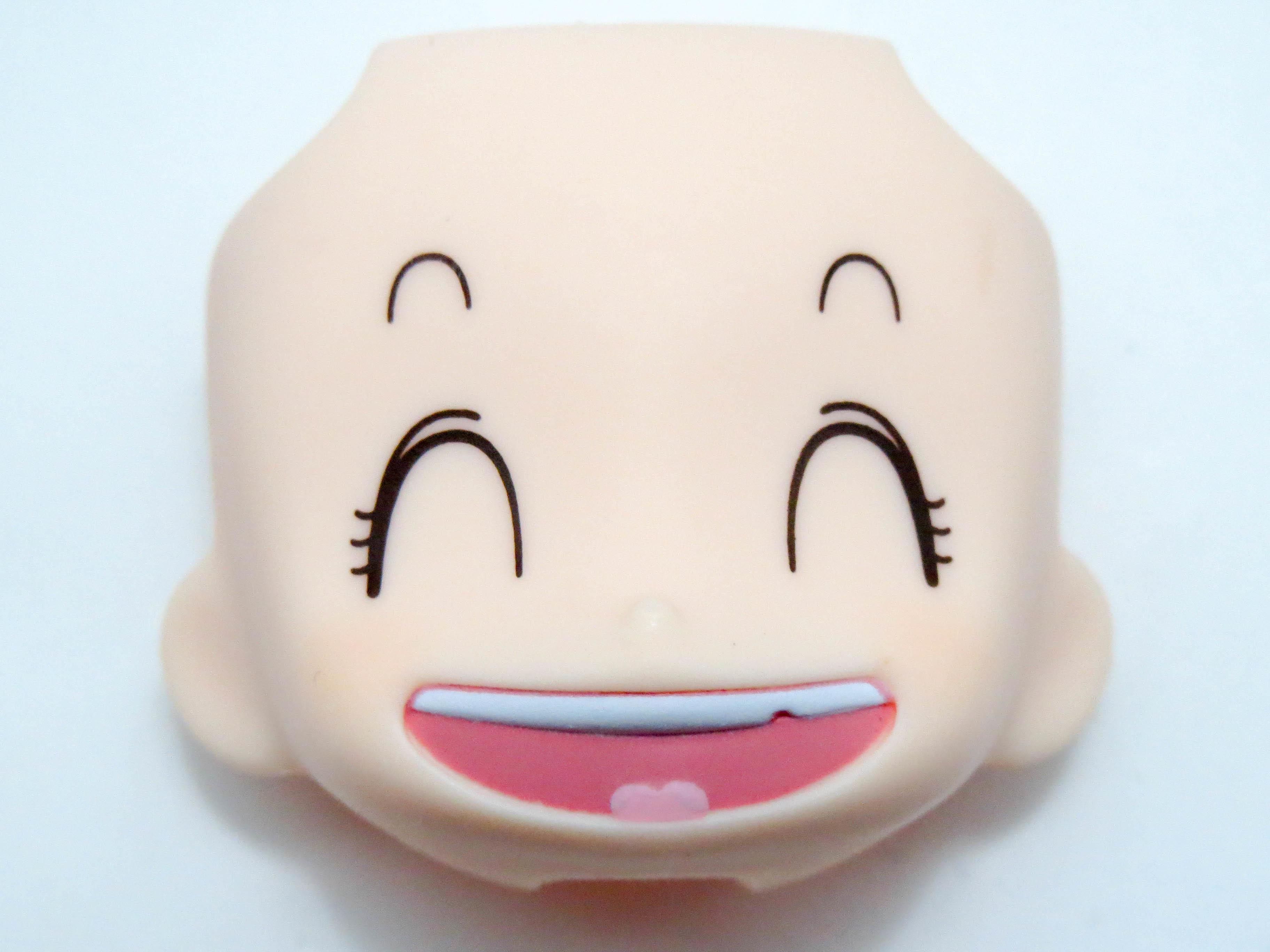 【SALE】【900】 則巻アラレ 顔パーツ 笑顔 ねんどろいど