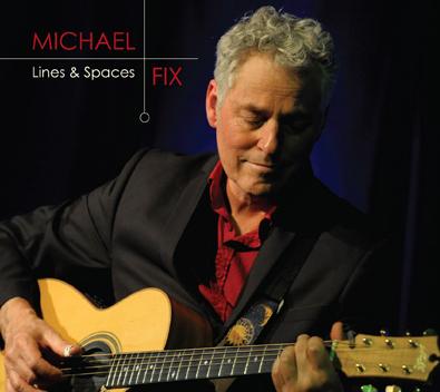 AMC1526 Lines & Space / Michael Fix (CD)