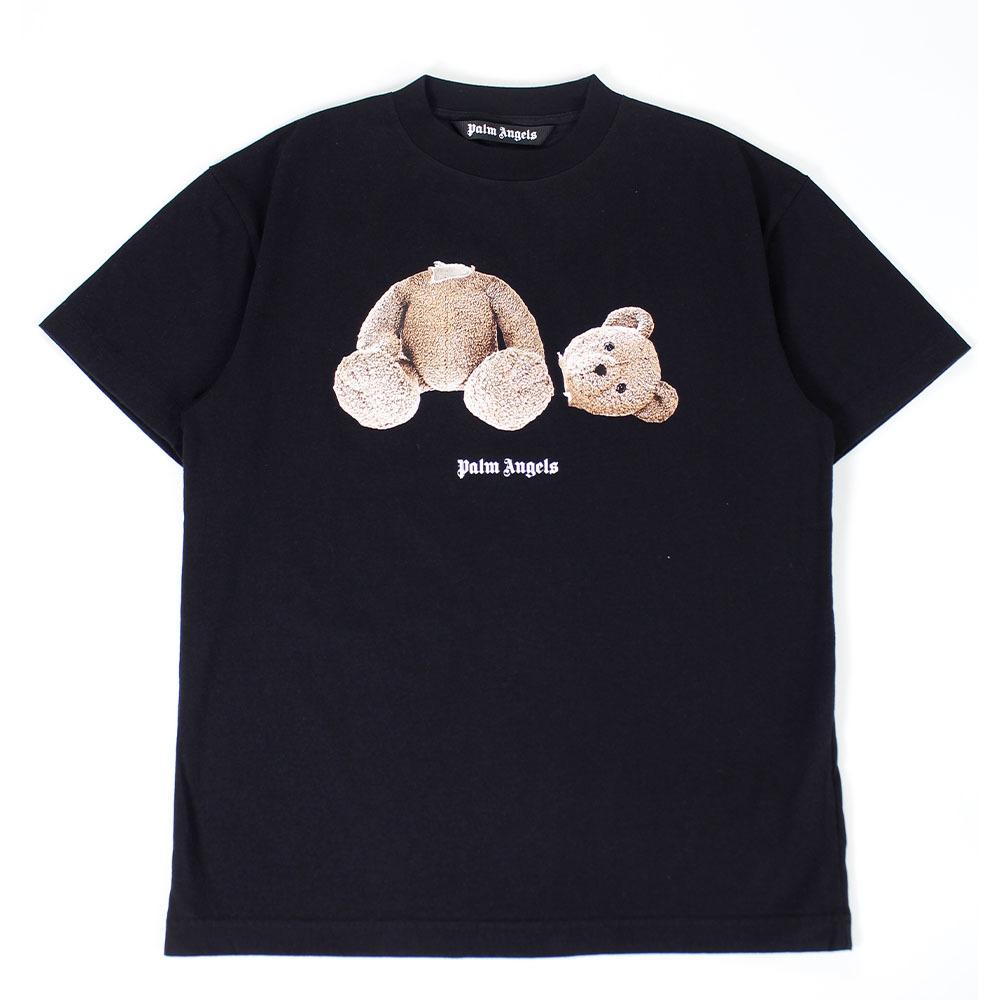 PALM ANGELS Bear T-Shirt Black