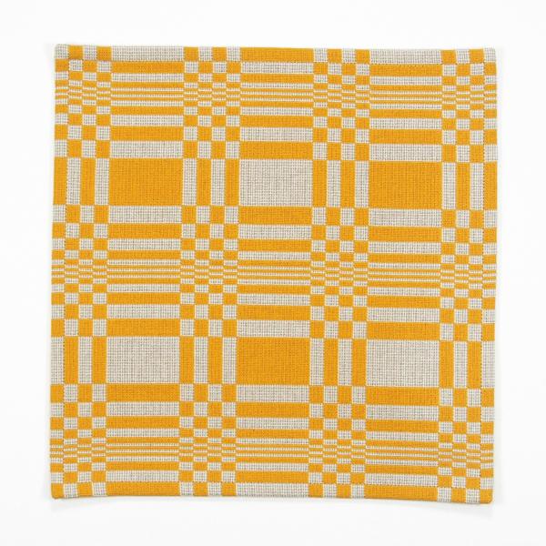 JOHANNA GULLICHSEN Puzzle Mat 3 Doris Yellow