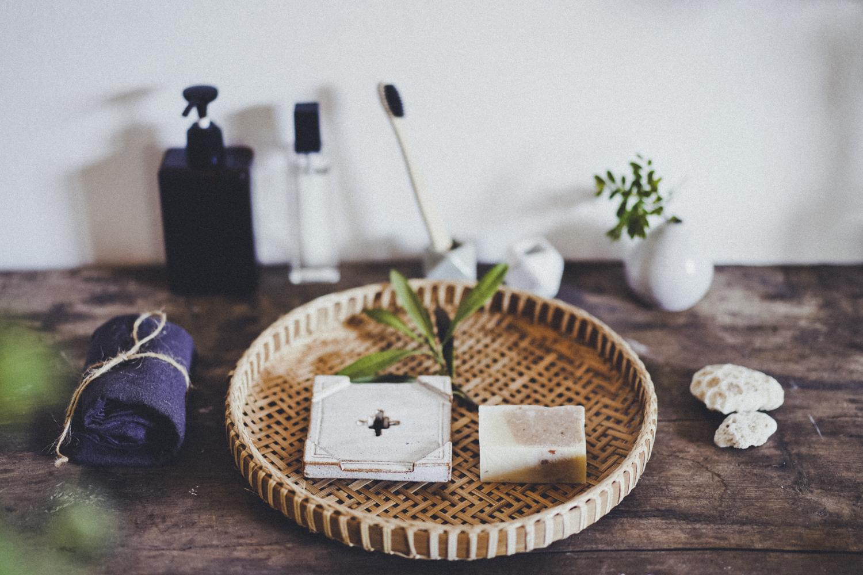 石鹸置き クロス ソープディッシュ 【送料無料】 / Soap Dish Cross