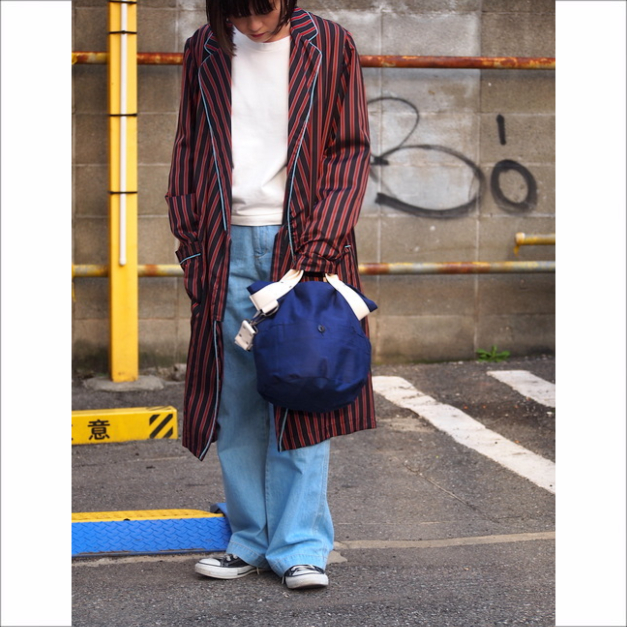 【sandglass】duffle bag / 【サンドグラス】ダッフル バッグ