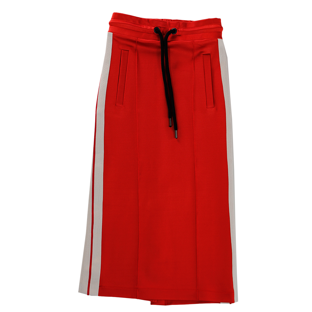 PALM ANGELS Jersey Skirt Womens