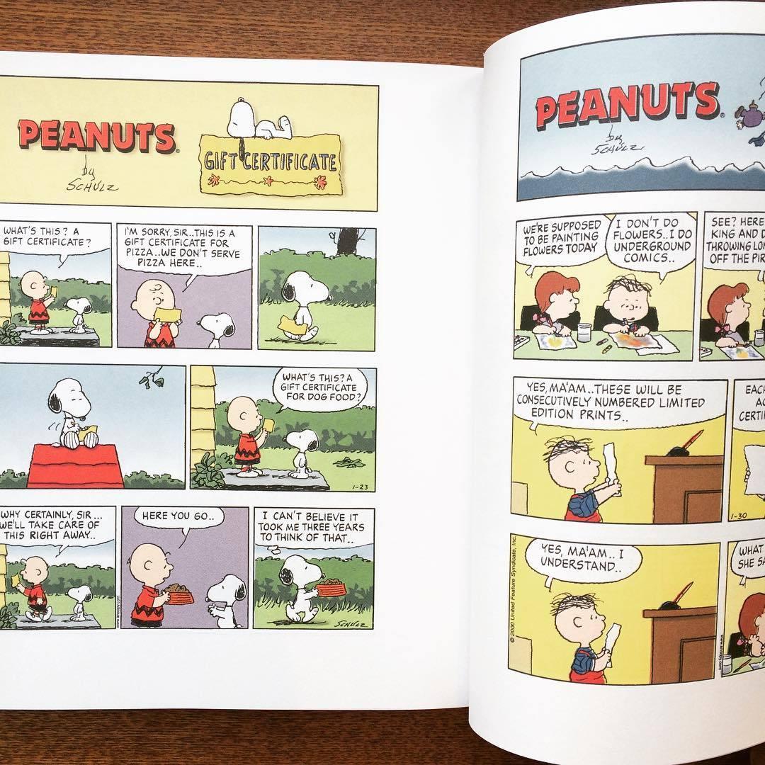 チャールズ・M・シュルツ ピーナッツ「Peanuts 2000/Charles M. Schulz」 - 画像3