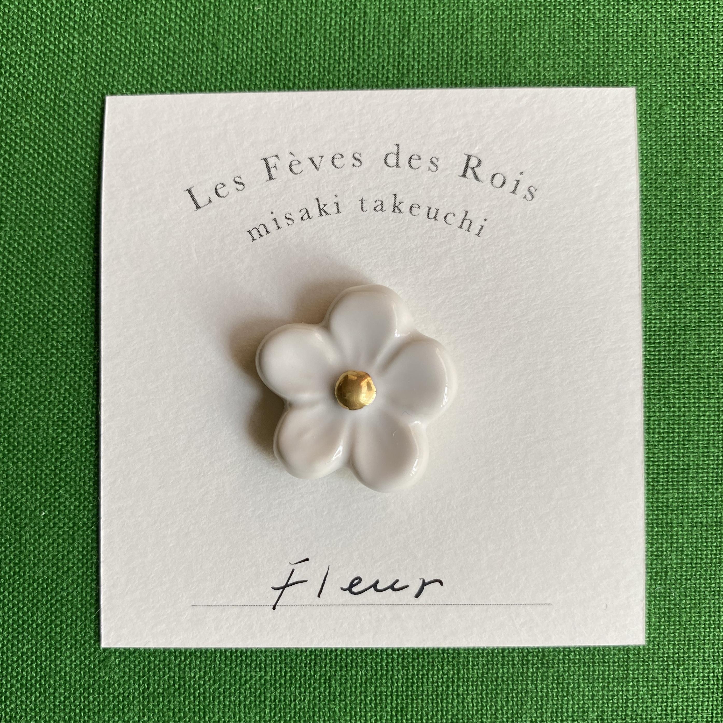 fleur (花)misaki takeuchi ハンドメイドフェーヴ/mt029