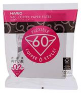 ハリオ V60ペーパーフィルター02酸素漂白100枚