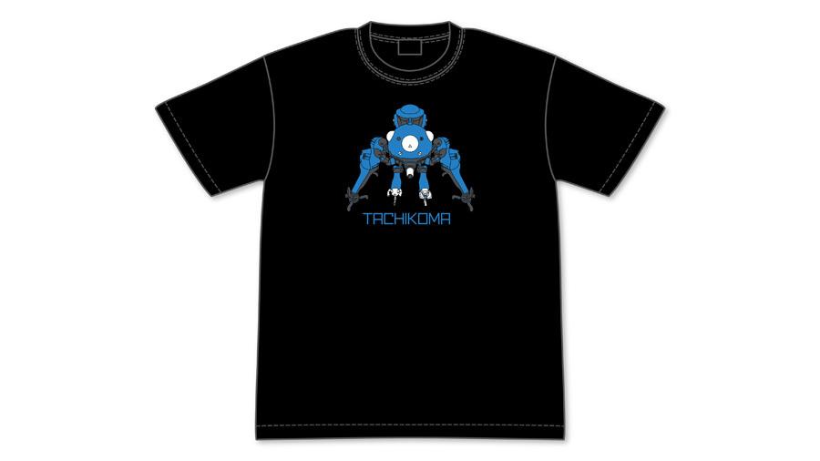 攻殻機動隊 SAC_2045 タチコマ発光Tシャツ  / グルーヴガレージ