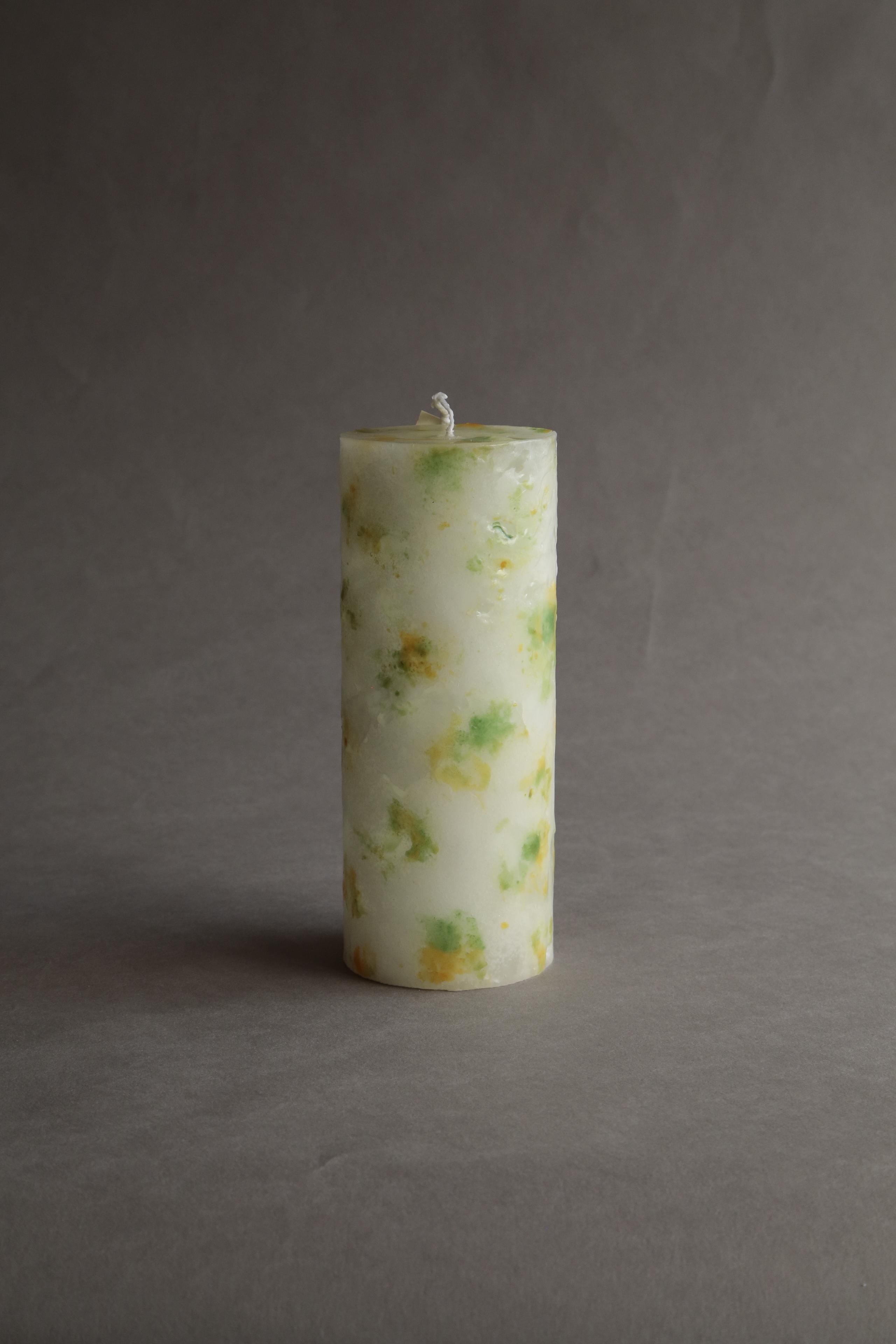 No.603 MIX (cylinder76-L-4000)  candle キャンドル
