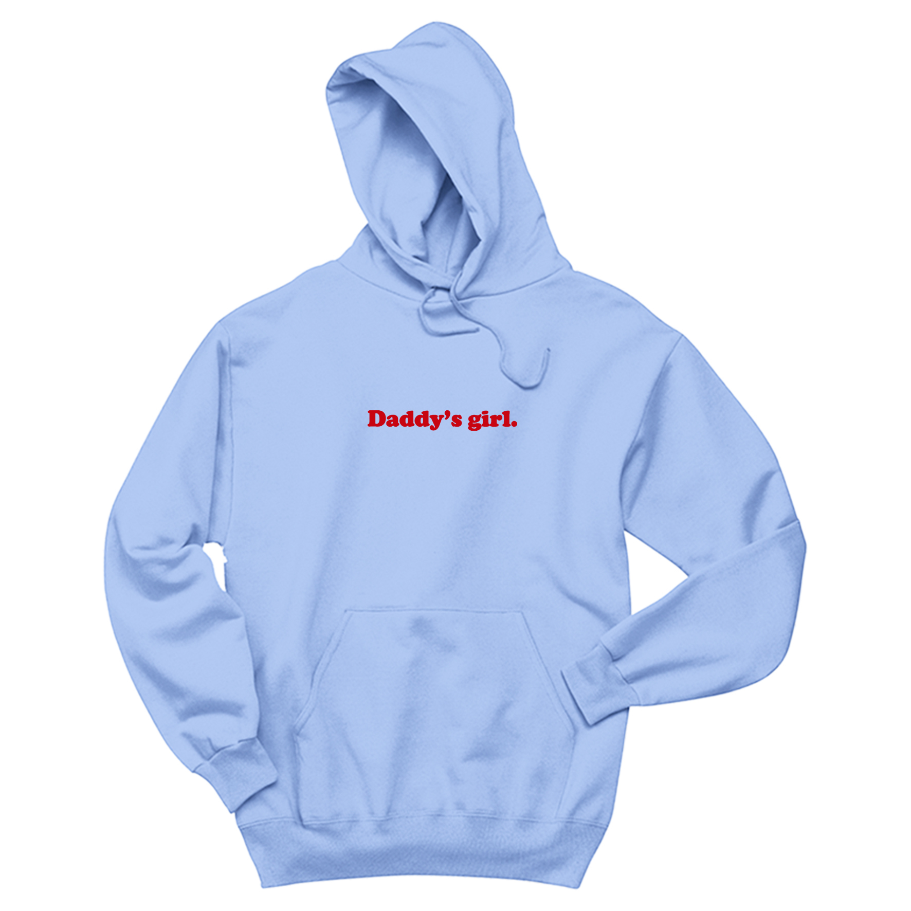 Daddy's girl Pullover Hoodie