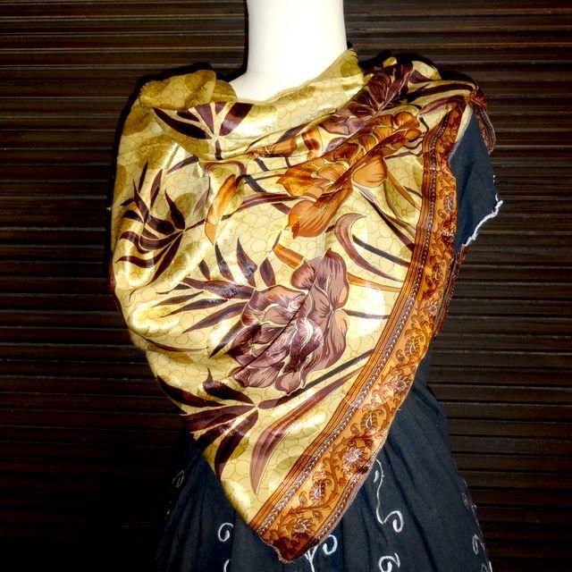 saris008 シルクサリーショール