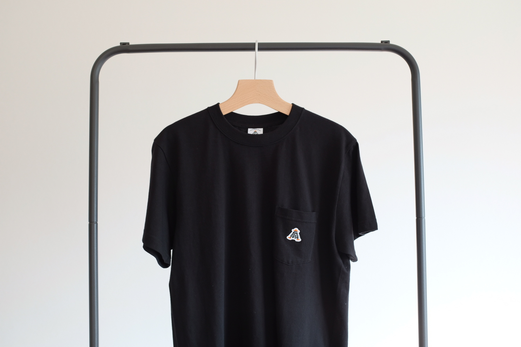 SBW Pocket tee[Black]