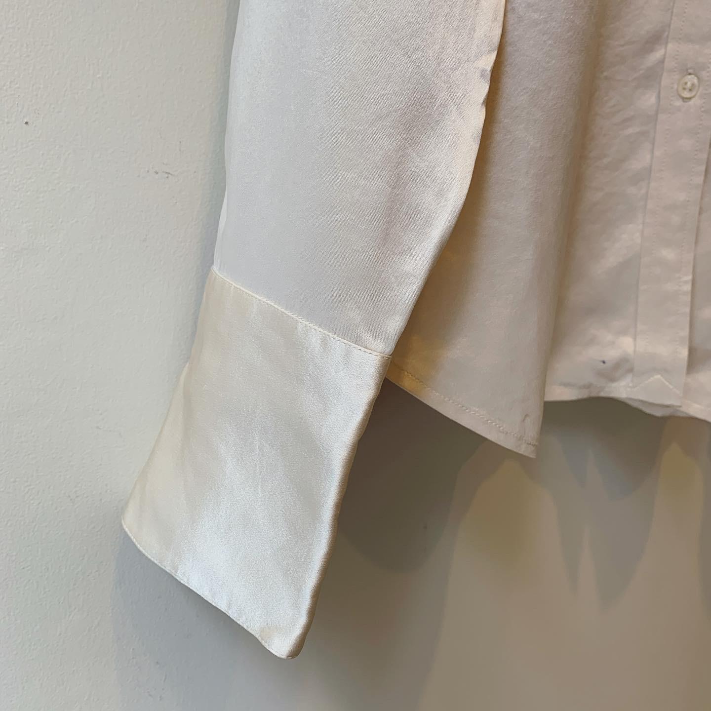 【SALE】vintage Ralph Lauren silk tops