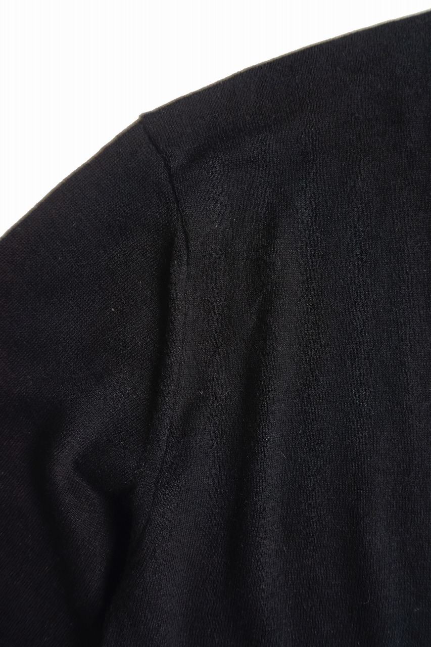 Silk Cashmere Mock Neck P/O
