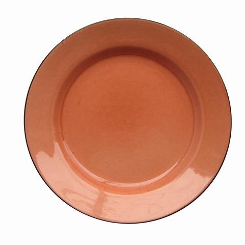 GUSTAVSBERG グスタフスベリ テーブルウェア Natur プレート 22 cm オレンジ