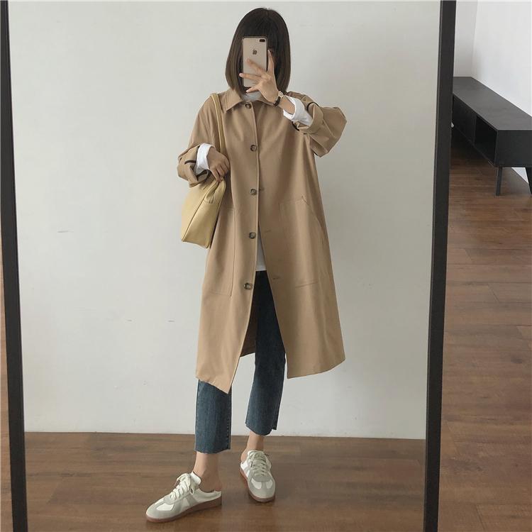 〈カフェシリーズ〉カフェに行きたくなるコート【cafe coat】