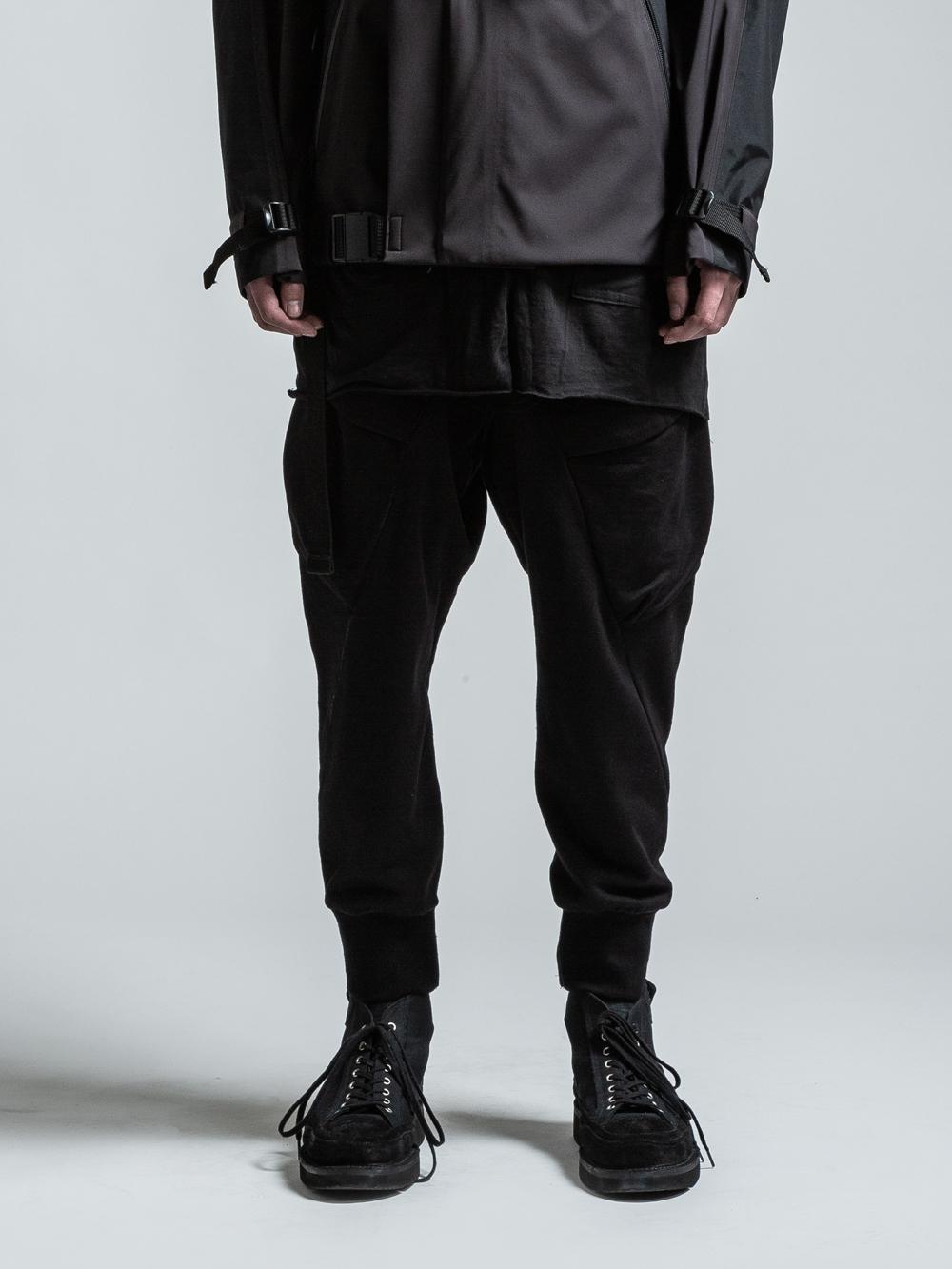 VI-3060-04 / 裏毛 カーゴポケット パンツ