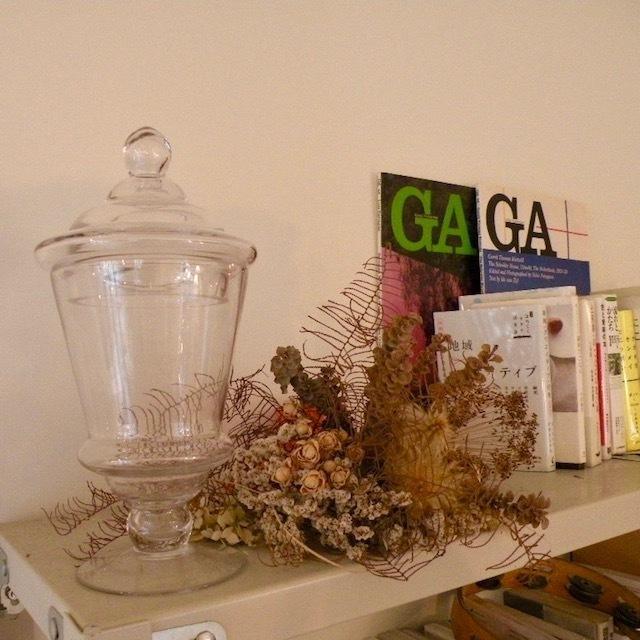 再入荷! DULTON Glass jar Cornet (S)