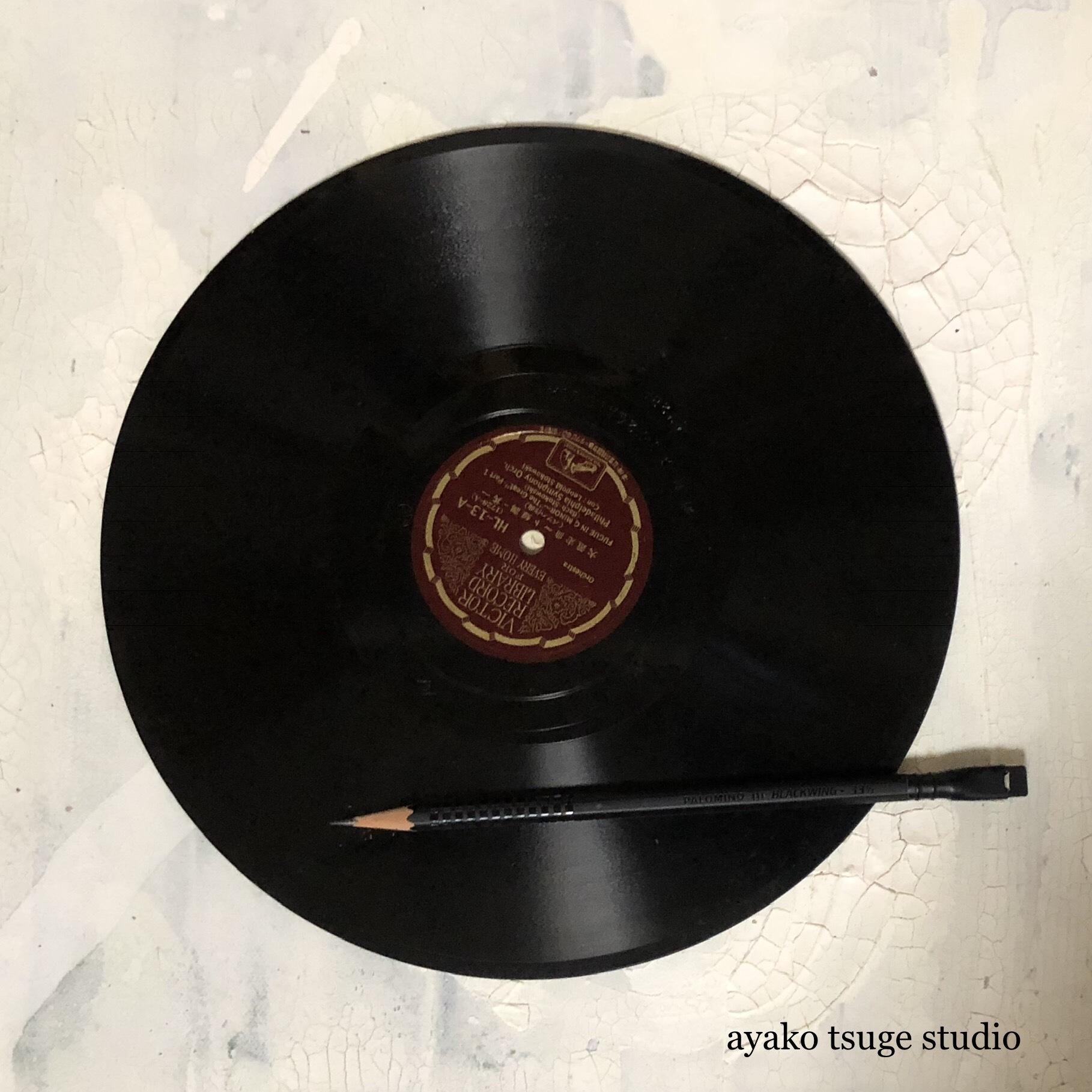 蘇った伝説の鉛筆 BLACK WING 33 1/3  Vinyl リミテッド