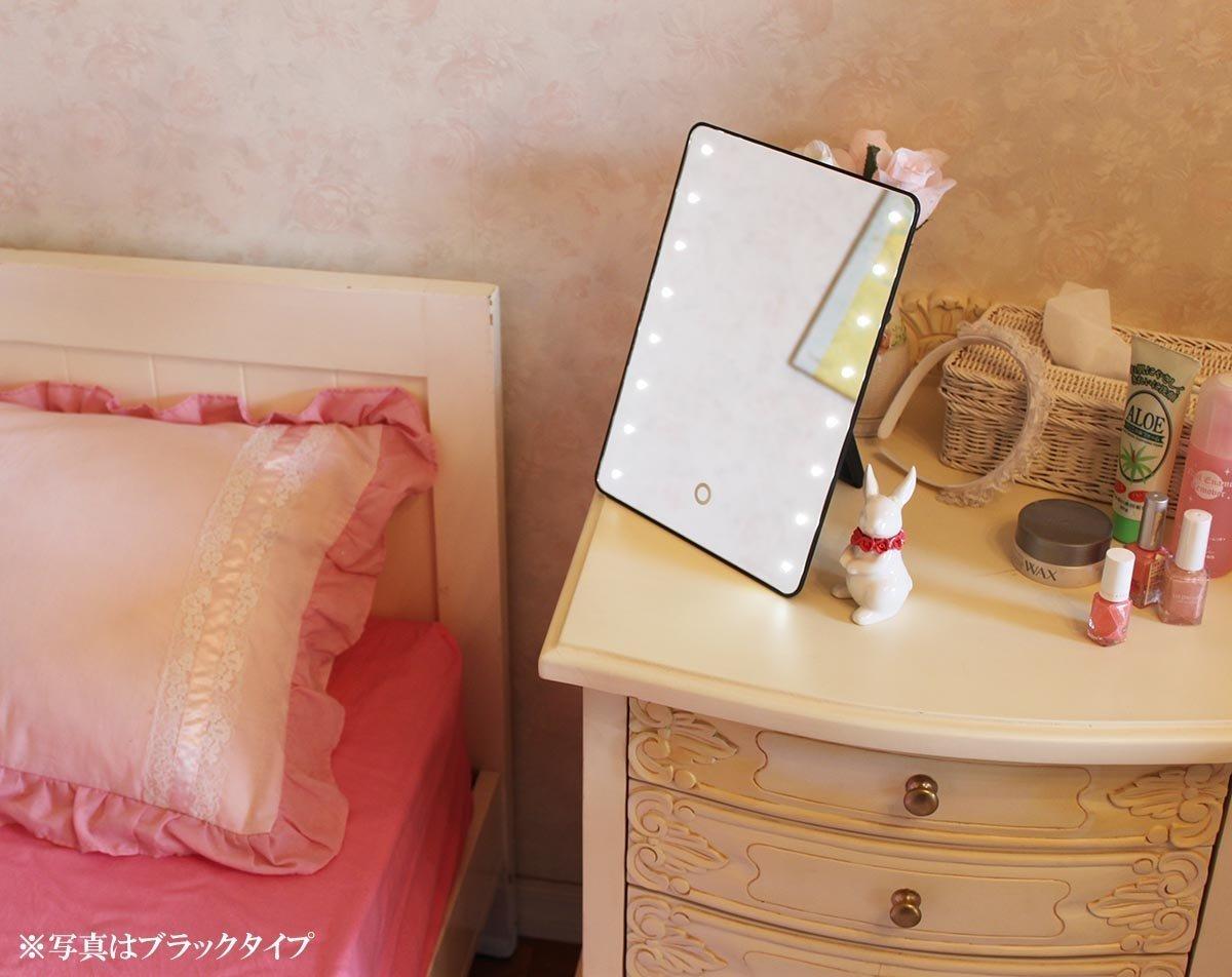 ミラー LED使用 ブライトニングミラー YLD-2500 ヤマムラ - 画像2