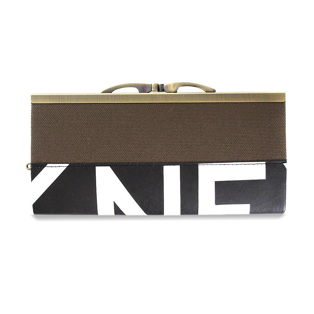 Frame Purse Long Wallet / GWA-0020