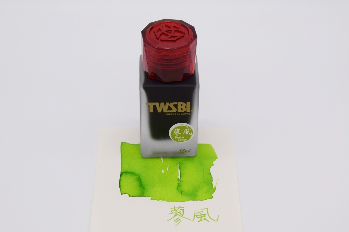TWSBI 1791 INK PRAIRIE GREEN 1791インク プレイリーグリーン