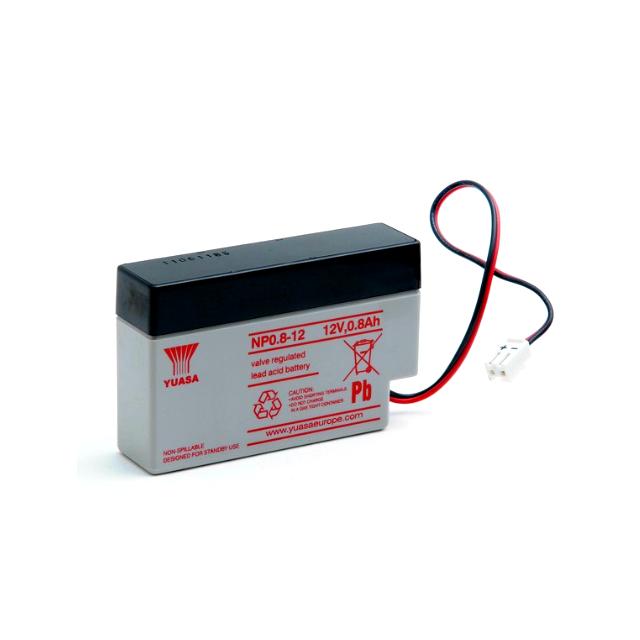 NP0.8-12 GSユアサ製 小形制御弁式鉛蓄電池 NPシリーズ