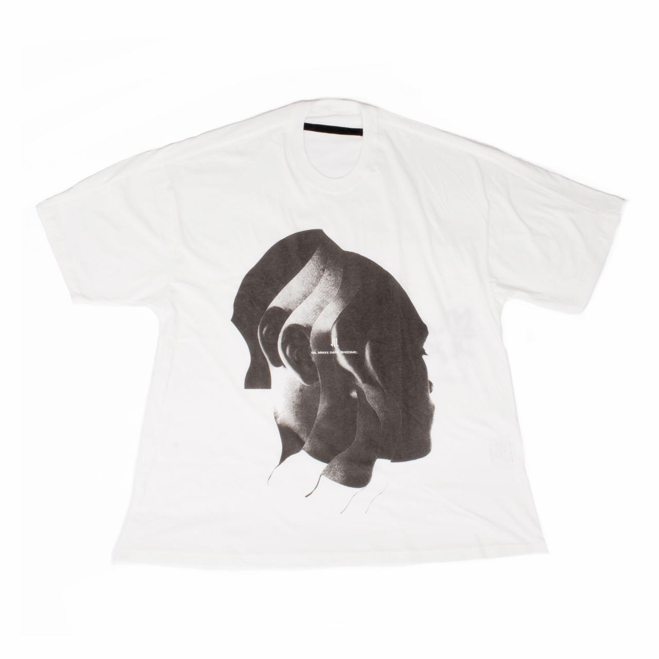 701CPM11-OFF / Jesse Draxler プリント Tシャツ ver.1