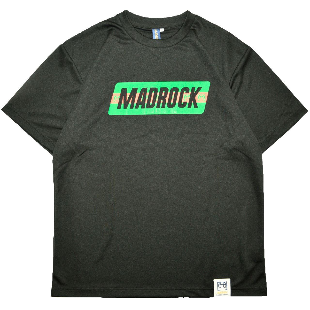 マッドロック - ブレインボール - Tシャツ / ドライタイプ / ブラック / MADROCK - BrainBall - TEE