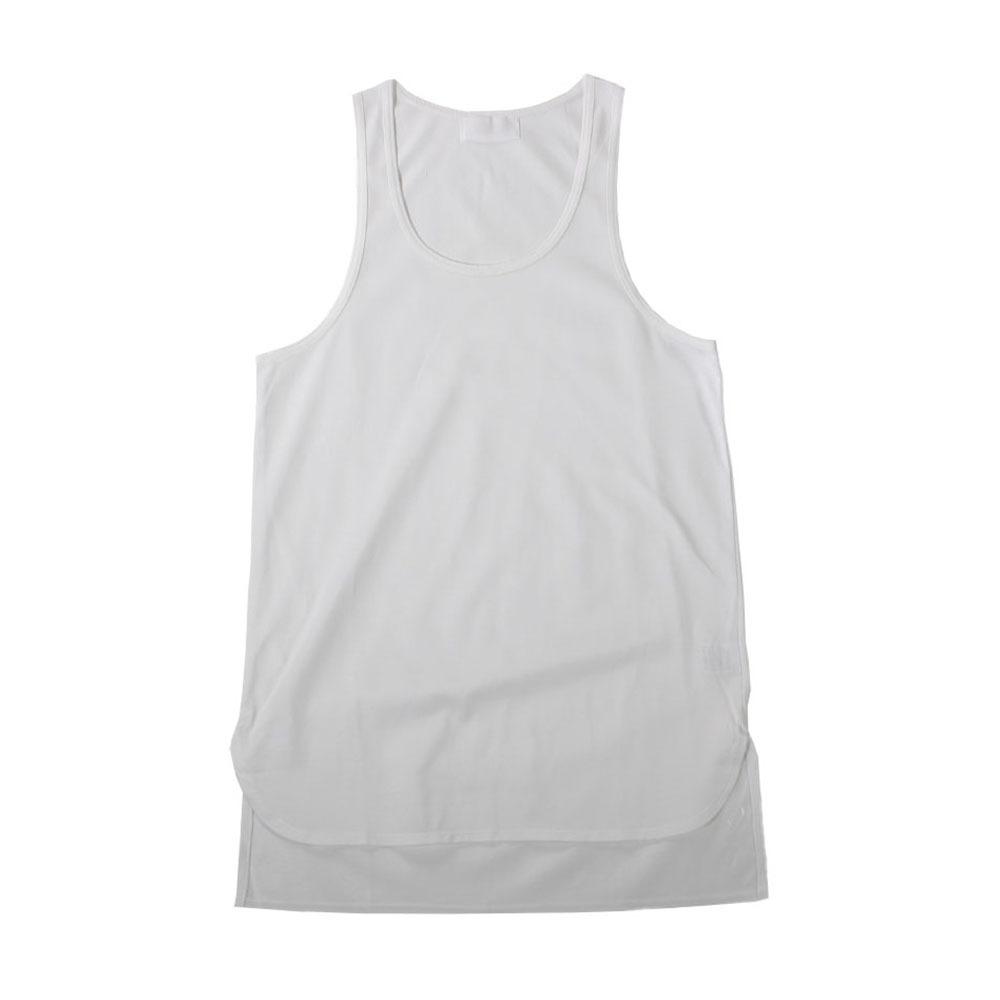 NOTANDUM Basic Tank Top White