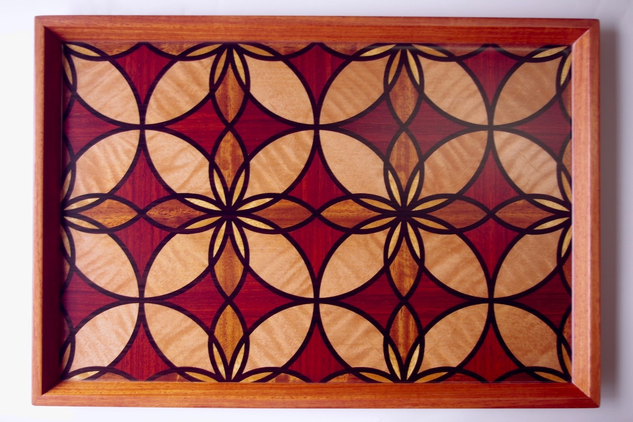 inlay tray